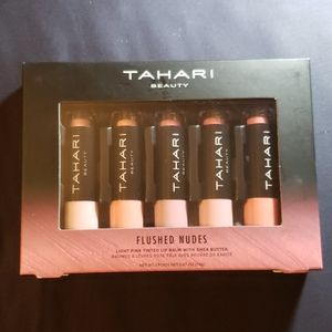 Tahari Beauty Flushed Nudes Tinted Lip Balm (5)